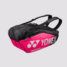 9826 PRO THERMAL BAG Black/Pink
