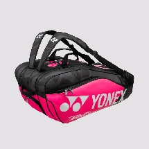 9829 PRO THERMAL BAG Black/Pink