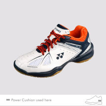 SHB-Power Cushion 35 JUNIOR White/Orange