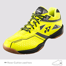 SHB-Power Cushion 36 Bright Yellow