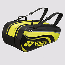 8829 THERMAL BAG Black/Lime