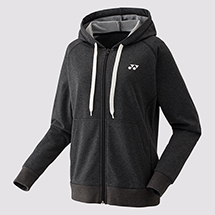 LADIES FULL ZIP YW0016 Charcoal